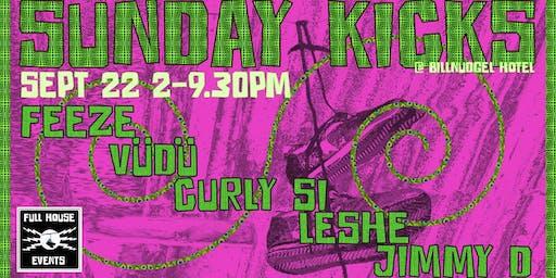 Sunday Kicks # 21