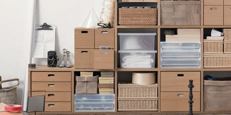 MUJI Düsseldorf Storage Workshop [Gratis] Tickets