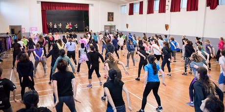 Free ZUMBA class in Dublin City Centre! tickets