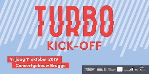 TURBO KICK-OFF Keynotes met o.a. Jeroen De Wit & Yasmien Naciri!