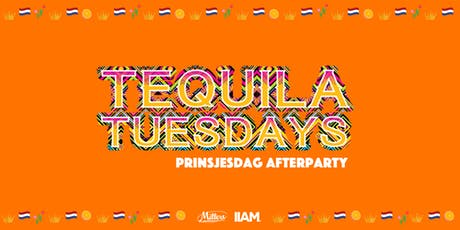 Tequila Tuesdays #157: Prinsjesdag Afterparty tickets