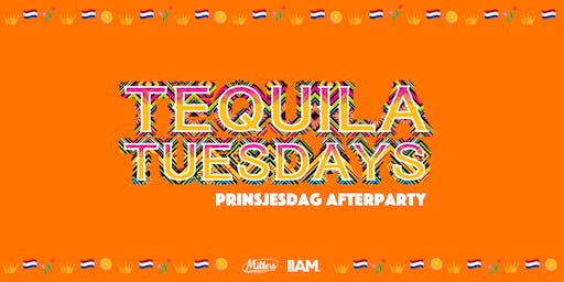 Tequila Tuesdays #157: Prinsjesdag Afterparty