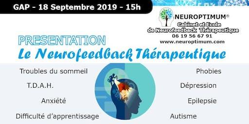 Présentation du Neurofeedback Thérapeutique