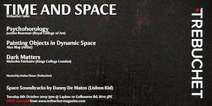 Trebuchet Talks - Time & Space