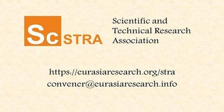 3rd ICSTR Prague – International Conference on Science & Technology Research, 04-05 June 2020 tickets