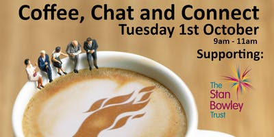Coffee, Chat and Connect - October