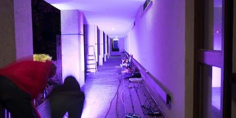 """Beleuchtungsworkshop """"Kreativ ans Werk – mit der Leuchte unter dem Arm"""" Tickets"""