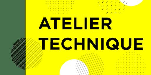 1er Atelier Technique Requalification du parc d'activité d'Igny