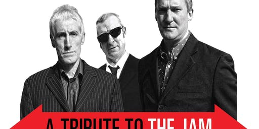 Jam Pact (Belfast) - A Tribute to The Jam. Doors 3pm.