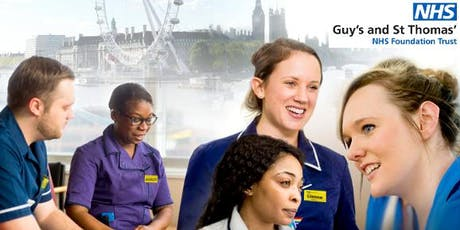 Guy's & St Thomas' Adult Nursing & Midwifery Open Day, Friday 29th November tickets