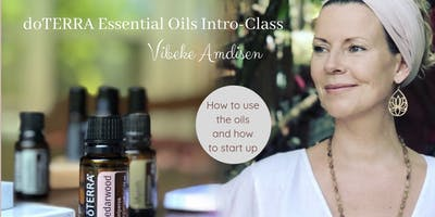 doTERRA ESSENTIAL OILS  Intro-Workshop