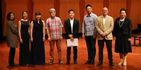 NAFA-Kris Foundation Fund Concerto Competition 2020 Finals tickets