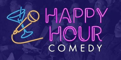 Stand-up Comedy: HAPPY HOUR COMEDY am 20. September Tickets