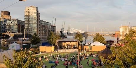 Innovation in the Royal Docks, powered by PechaKucha tickets