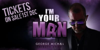 George Michael Tribute Show - Glasgow Easter Sunday