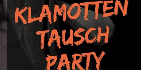 Klamottentauschparty Tickets