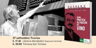 Incontro con Gaspare Buscemi, presenta: Guida pratica al Piacere del Vino
