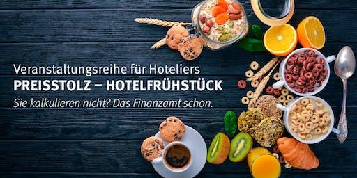 Preisstolz - Hotelfrühstück Lutherstadt Wittenberg 15.10.2019