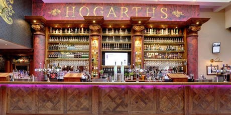 Psychic, Pamper & Shopping Night at Hogarths Gin Palace tickets
