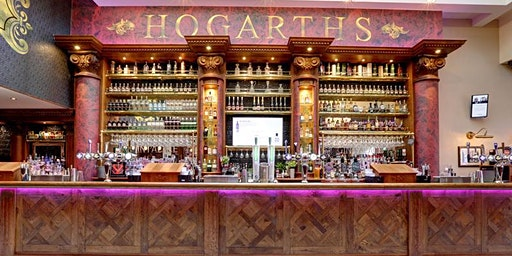 Psychic, Pamper & Shopping Night at Hogarths Gin Palace