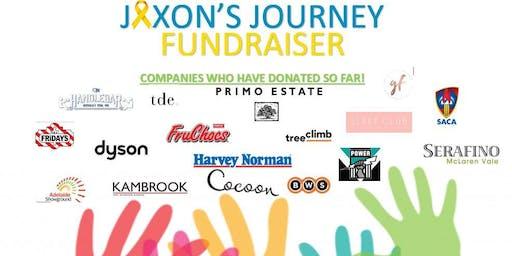 Jaxon's Journey Fundraiser
