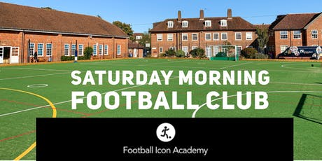 Football Icon Academy Saturday Morning Club - Gerrards Cross tickets