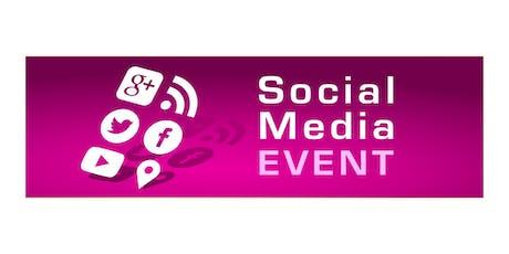 Social Media Event tickets