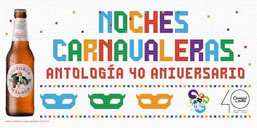 Antología 40 años de Carnaval de Málaga