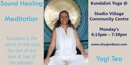 Spring Equinox Kundalini Yoga Class tickets
