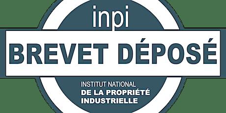 Atelier entrepreneuriat : protection industrielle (brevets, marques, dessins et modèles) billets