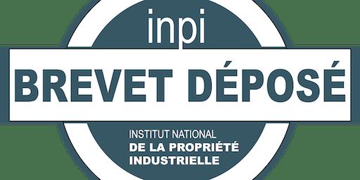 Atelier entrepreneuriat : protection industrielle (brevets, marques, dessins et modèles)