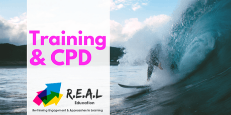 Step Up: Personal Development Programmes at R.E.A.L tickets
