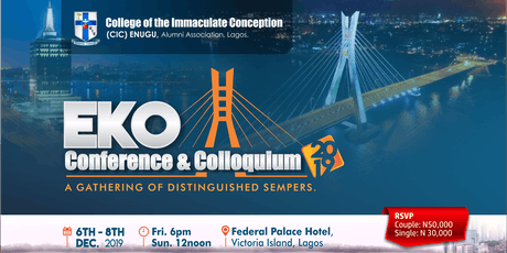 Eko Conference & Colloquium tickets