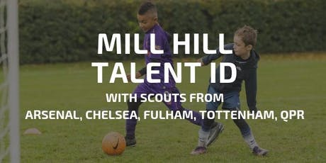We Make Footballers Mill Hill Talent ID tickets
