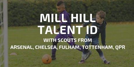 We Make Footballers Mill Hill Talent ID tickets