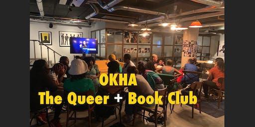OKHA - The Queer + Black Book Club