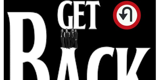 Get Back - Beatles Afternoon with Ringer Live. Doors 3pm.
