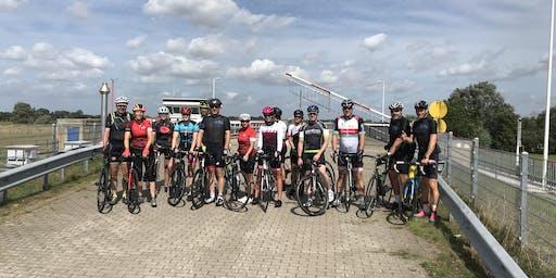 Coffee Ride <25 km/h,  50km - Beginner