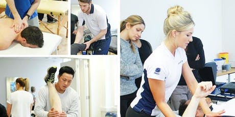 Introduction to Massage Therapy - Liverpool tickets