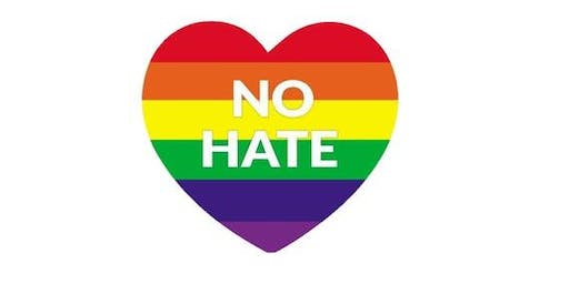 No Time for Hate - learning about and stopping hate crime