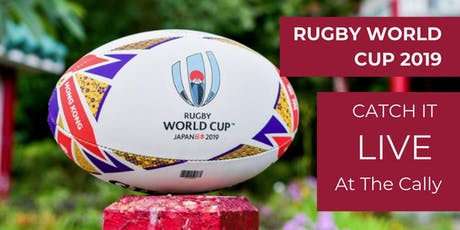 Japan V Ireland - Rugby World Cup 2019 tickets
