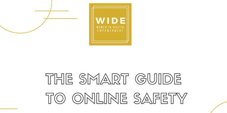 Cybersecurity workshop - The smart guide to online safety tickets