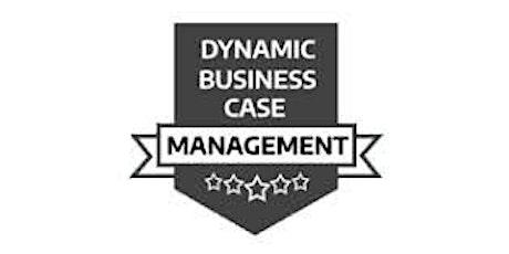 DBCM – Dynamic Business Case Management 2 Days Virtual Live Training in Stuttgart tickets