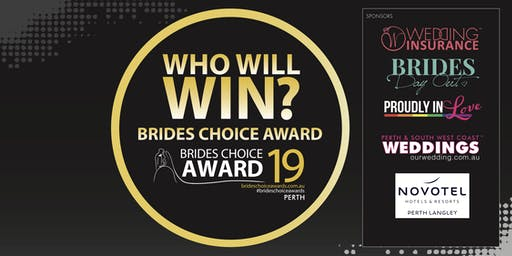 Perth Brides Choice Awards Gala Cocktail Party 2019