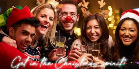 Brindley Place social Christmas special tickets