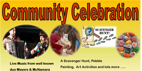 A Community Celebration at Cradoc Hall & BBQ Area tickets