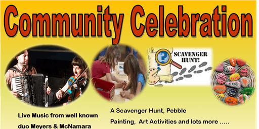 A Community Celebration at Cradoc Hall & BBQ Area