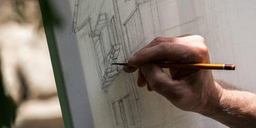 Simei: Pencil-Sketching Course - Beginners - Sep 30 - Dec 9 (Mon)