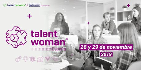 Talent Woman España 2019 entradas