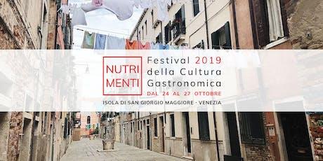 Camminare Venezia | NutriMenti biglietti